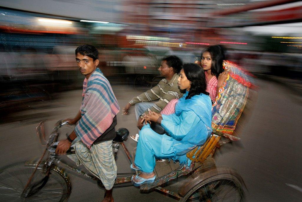 Daka Rickshaws